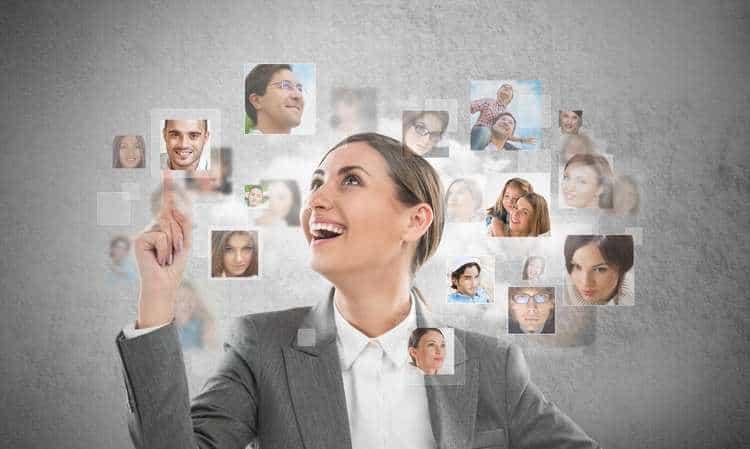 Redes sociales clientes